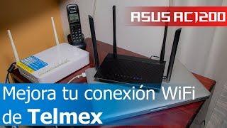 Cómo conectar un Router de ASUS a un Router de Telmex