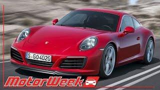 Porsche 911 Carrera 2017 Videos
