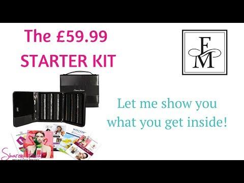 What's Inside The FM World Complete Starter Kit - £59.99