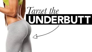 How To TARGET THE UNDERBUTT | Glute-Ham Tie In | LOWER GLUTES