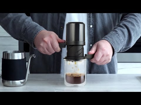 The Twist Press® Coffee Maker from Barista & Co® £18