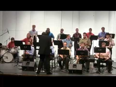 UML Jazz/Rock Big Band - Channel One Suite (exerpt)