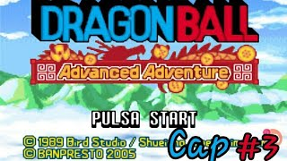 Dragon Ball Advanced Adventure - Cap 3