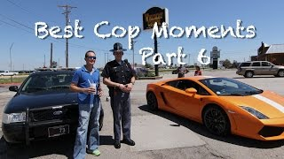 Super Speeders Best Cop Moments - Part 6