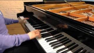 J.S. Bach, Goldberg Variations, Variation 1, Kimiko Ishizaka
