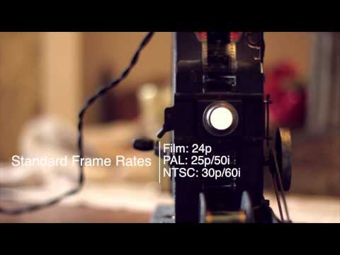 Video Basics: Frame Rate