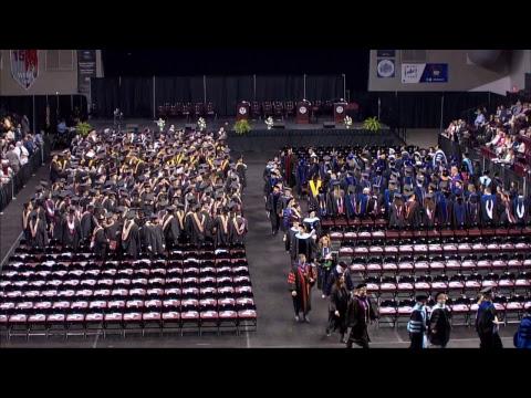 IUP Graduate Commencement Ceremony