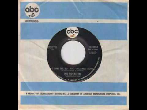The Lockettes - I Love The Boy Who Lives Next Door - ABC Records