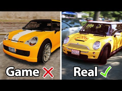 5 Things Racing Games Get WRONG About Cars!! 🤦