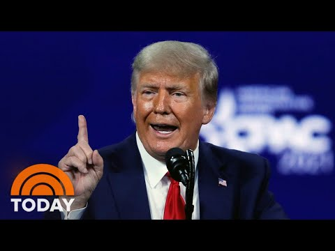Why Is Donald Trump's Grip So Strong On The GOP? | TODAY