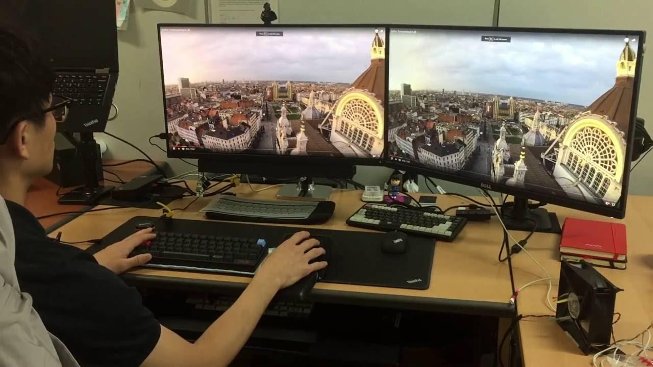 1440p vs 1080p Display (117ppi vs 94ppi) - Two Monitors in direct .