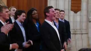 Ghost (A Cappella) - The Trinity College Accidentals