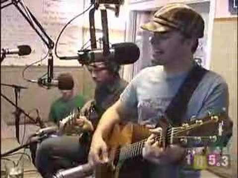 Downhere  A Better Way  SPIRIT 1053 FM  In Studio