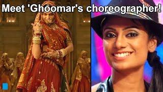 From Dance India Dance to National award winner, meet Kruti, choreographer of 'Ghoomar'