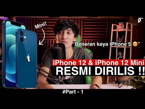 RACUN WOY! iPhone 12 Mini Red & Blue Udah Rilis! 😍 iPhone ...