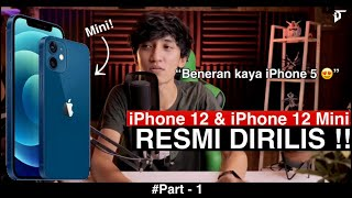 RACUN WOY! iPhone 12 Mini Red & Blue Udah Rilis! 😍 iPhone 12 Pre-Review Indonesia - Part 1