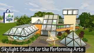 The Sims 3 Store Review: Skylight Studio for the Performing Arts