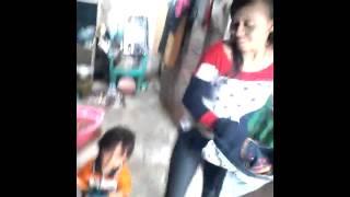 Goyangan  Ala Siti Komariah dan Anaknya
