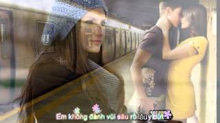 Viên Đá Nhỏ - Hải Băng ( Video Lyric Kara )