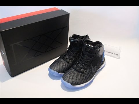 eea1a6f3a47ec3 Nike Air Jordan XXXI Space Jam 2016 UNBOXING REVIEW - YouTube