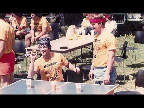 Thrillist Investigates: The History of Beer Pong