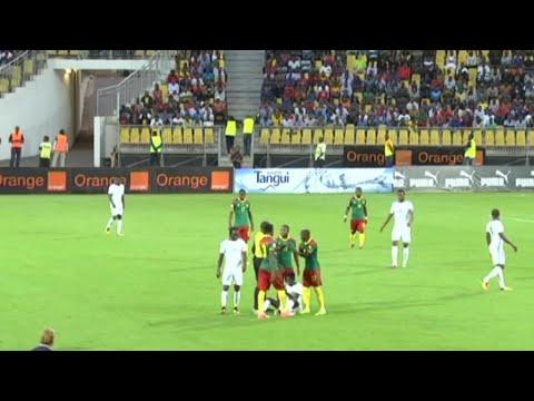 Cameroun, ÉLIMINATION DU MONDIAL DE FOOTBALL 2018