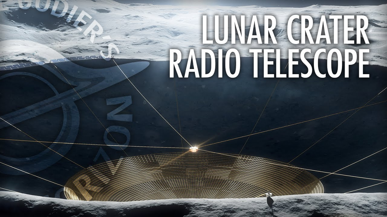 Can We Put a Radio Telescope on the Far Side of the Moon? With Saptarshi Bandyopadhyay