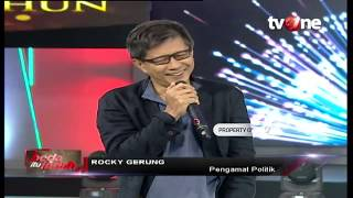 "Download Video Edisi 11 Tahun, Rocky Gerung: ""tvOne"" TV 01 Rasa 02 MP3 3GP MP4"