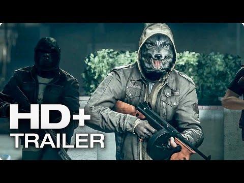 BATTLEFIELD HARDLINE CRIMINAL ACTIVITY Trailer German Deutsch (HD+) 2015