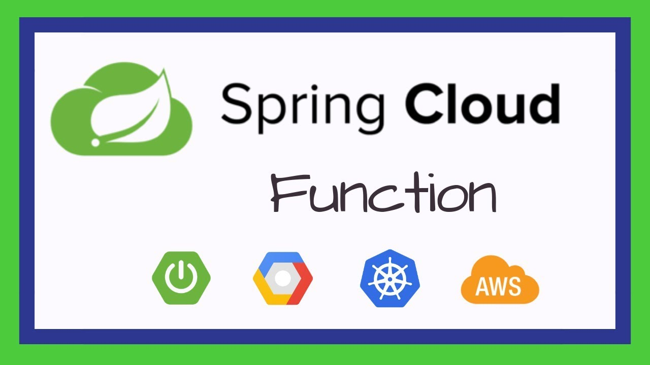 Spring Cloud Function example | Spring Boot | Tech Primers