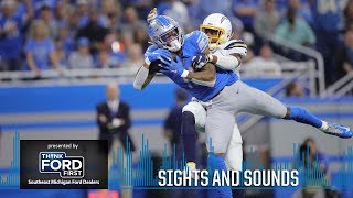 Sights and Sounds: Week 2 vs Los Angeles