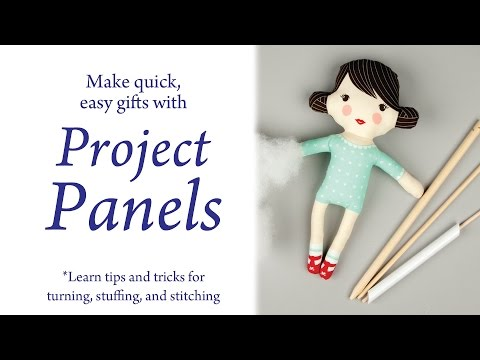 Tools and Techniques for Project Panels: Make Short Work of Handmade Gifts