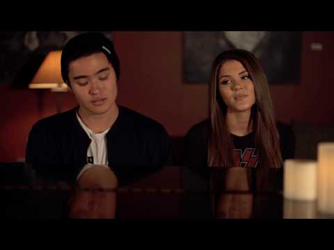 Noah Cyrus - Make Me (Cry) - Brieanna James and Will Jay Cover