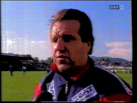 ASK Kottingbrunn - Rapid Wien 2:1 - Cup 3. Runde 1996/97