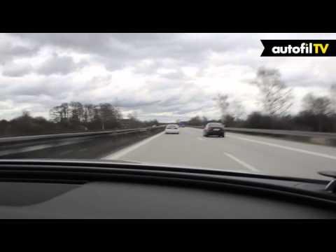 VW Corrado takes on the new RS6 - Autobahn :)