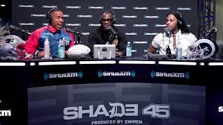 Deontay Wilder speaks about rematch with Fury w-DJ Whoo Kid + Waka