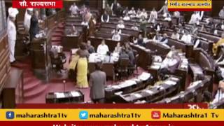 Rupa Ganguly become angry in parliament on Bengal Child Trafficking Issuse