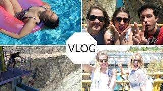 VLOG  | Loutraki, Bungee jumping and tennis | Lois Lois(Όπως καταλάβατε αυτό είναι είναι πριν 2 εβδομάδες,αλλα δεν μπορούσα να το ανεβάσω νωρίτερα. PREVIOUS VIDEO:https://www.yo..., 2016-07-31T09:00:00.000Z)