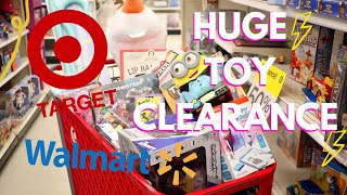 90% OFF WALMART TOY CLEARANCE! PS4 & XBOX GAMES! AVENGERS, RYANS WORLD, NERF, PAW PATROL & MORE!