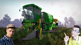 Maszyny Rolnicze 2016#2 Plantacja agrestu i kukurydzy !