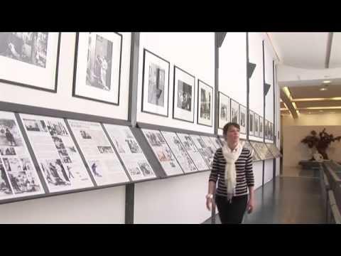Le musée d'Art Moderne et d'Art Contemporain de Nice