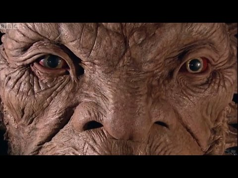 The Face of Boe's Last Secret - Gridlock - Doctor Who - BBC