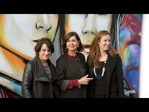 Kindness World Day – Giornata della Gentilezza, Instagram a Roma con Alice Pasquini e Laura Boldrini