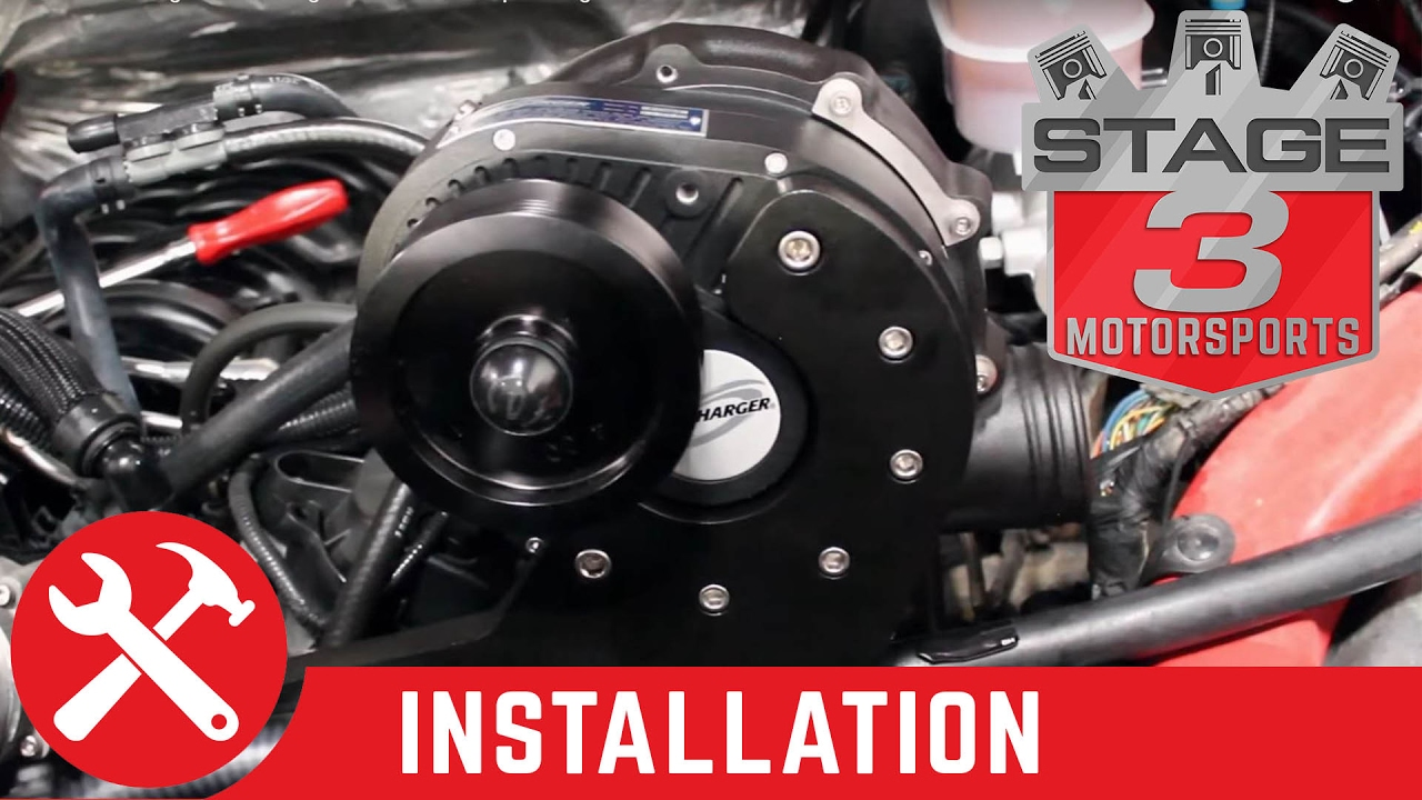 How to Build Supercharged Turbocharged Ford V8 Engines Mustang F150 1986-2005