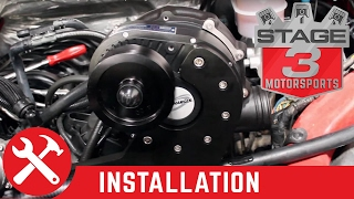 2011-2014 F-150 5.0L ProCharger P-1SC Stage 2 Intercooled Supercharger Kit Install