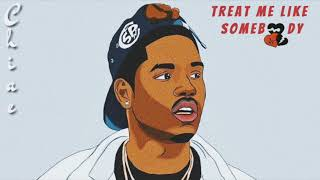 Treat Me Like Somebody 💔