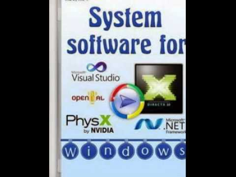 System Software For Windows 2.6.4