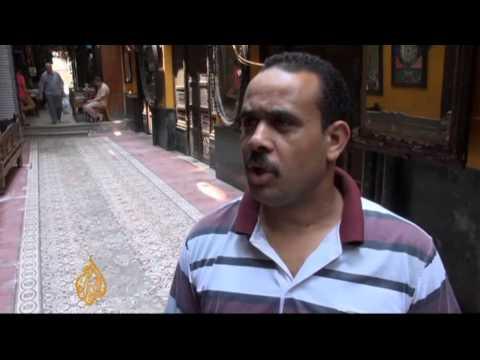 Political crisis plummet tourism in Egypt