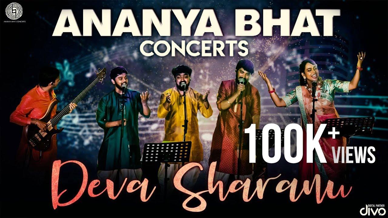 Ananya Bhat Concerts | Deva Sharanu Music Video