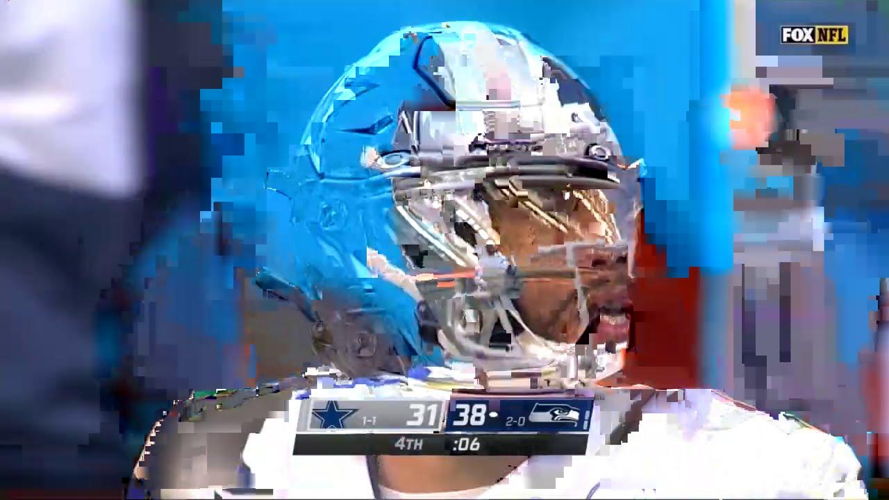 Seahawks Win w/ Clutch Interception on Dak Prescott | NFL Week 3